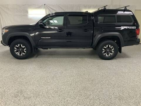 2017 Toyota Tacoma for sale at Brothers Auto Sales in Sioux Falls SD