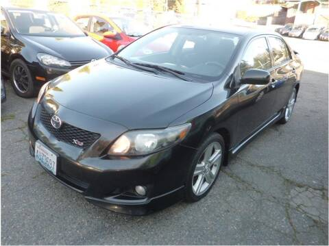 2010 Toyota Corolla for sale at Klean Carz in Seattle WA