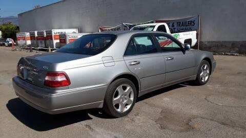 2001 Infiniti Q45 for sale at Goleta Motors in Goleta CA