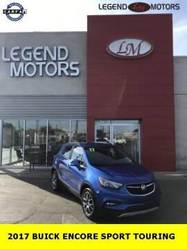 2017 Buick Encore for sale at Legend Motors of Ferndale in Ferndale MI