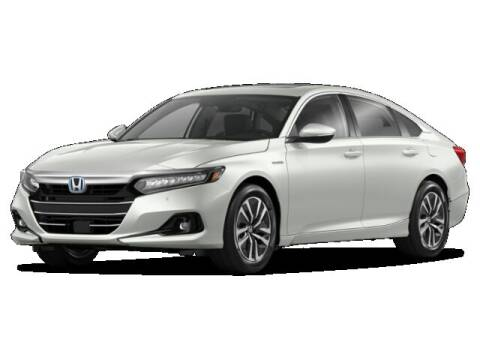2021 Honda Accord Hybrid for sale at RUSTY WALLACE HONDA in Knoxville TN