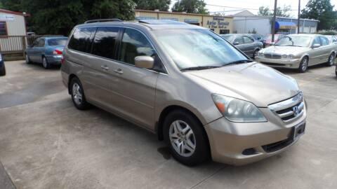 2006 Honda Odyssey for sale at Exhibit Sport Motors in Houston TX
