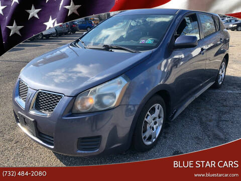 2009 Pontiac Vibe for sale at Blue Star Cars in Jamesburg NJ