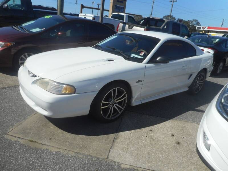 1996 Ford Mustang for sale at Gulf South Automotive in Pensacola FL