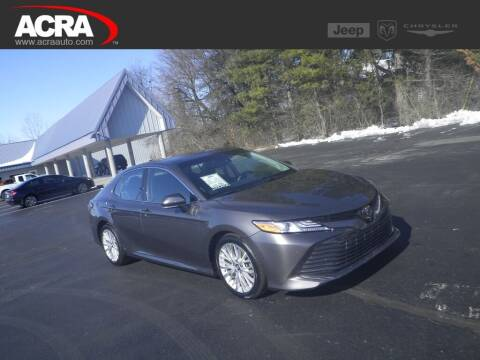 2018 Toyota Camry for sale at BuyRight Auto in Greensburg IN