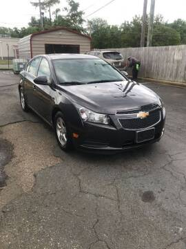 2014 Chevrolet Cruze for sale at City to City Auto Sales - Raceway in Richmond VA