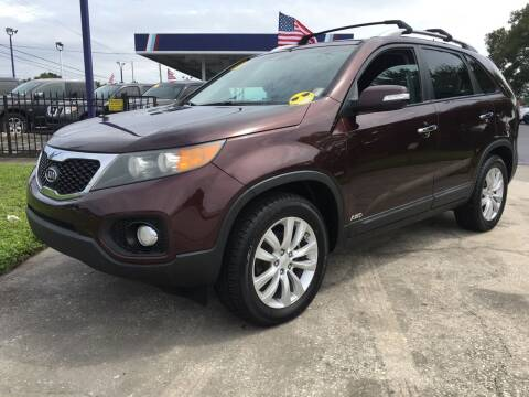 2011 Kia Sorento for sale at Orlando Auto Connect in Orlando FL