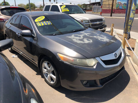 2010 Acura TSX for sale at Valley Auto Center in Phoenix AZ