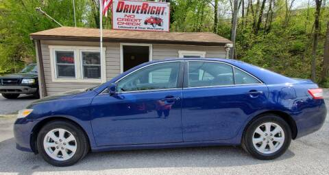 2011 Toyota Camry for sale at DriveRight Autos South York in York PA