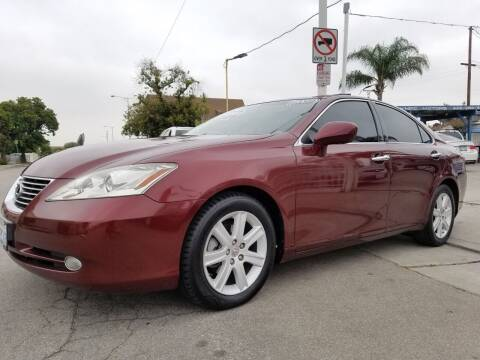 2007 Lexus ES 350 for sale at Olympic Motors in Los Angeles CA