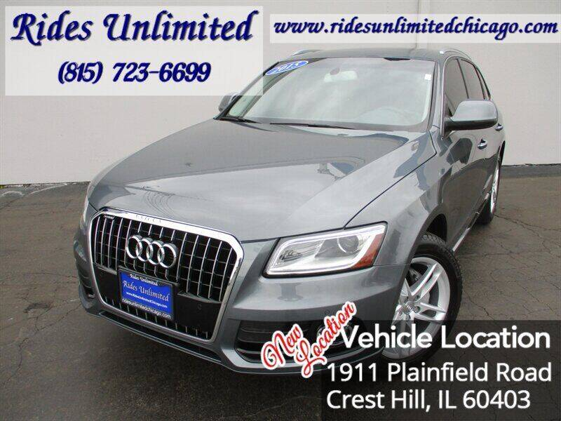 2015 Audi Q5 for sale in Crest Hill, IL
