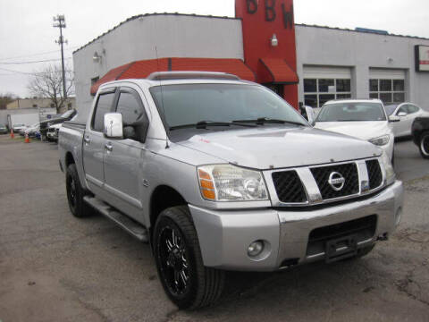 2004 Nissan Titan for sale at Best Buy Wheels in Virginia Beach VA