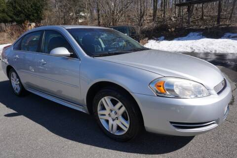 2014 Chevrolet Impala Limited for sale at Bloom Auto in Ledgewood NJ