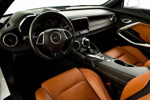 2020 Chevrolet Camaro for sale at CU Carfinders in Norcross GA