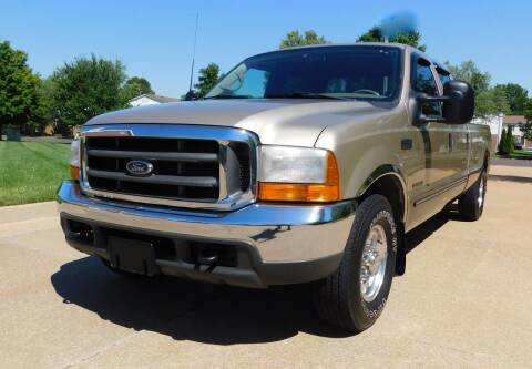 2000 Ford F-250 Super Duty for sale at WEST PORT AUTO CENTER INC in Fenton MO