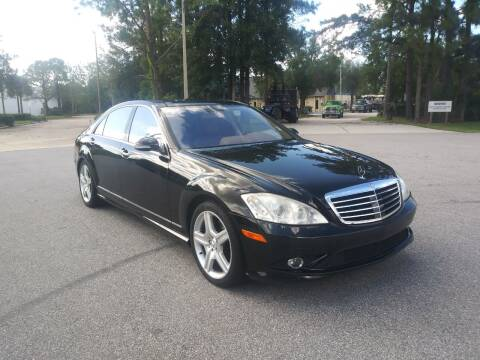 2008 Mercedes-Benz S-Class for sale at Global Auto Exchange in Longwood FL