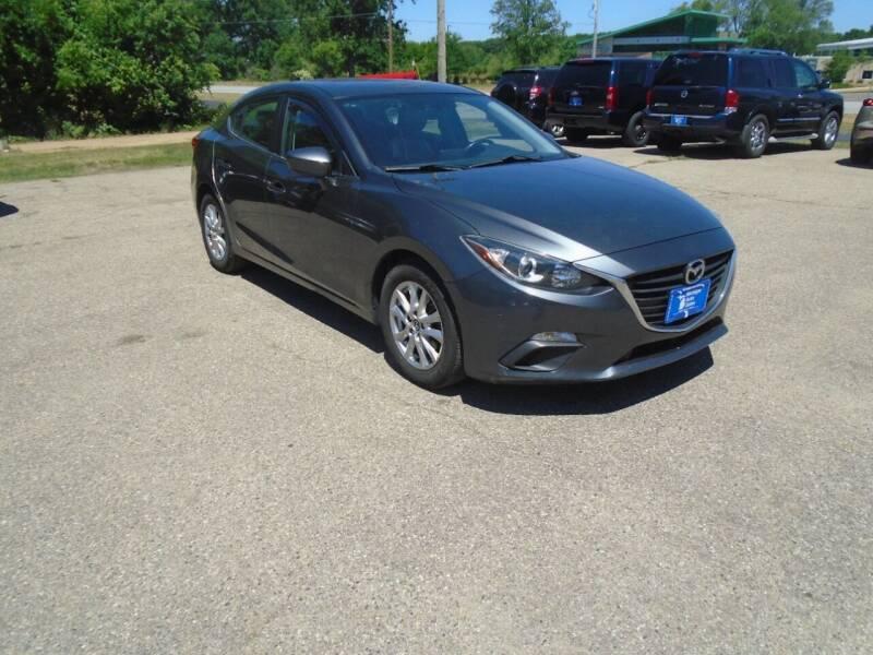 2014 Mazda MAZDA3 for sale at Michigan Auto Sales in Kalamazoo MI