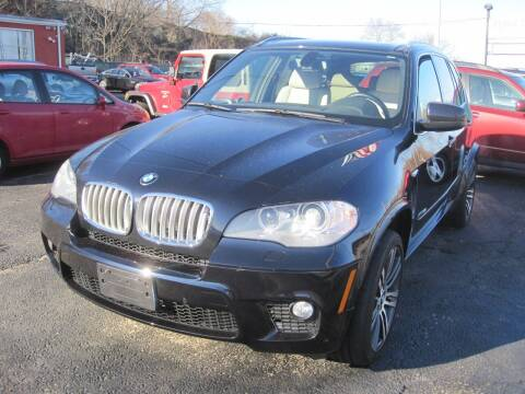 2013 BMW X5 for sale at Zinks Automotive Sales and Service - Zinks Auto Sales and Service in Cranston RI