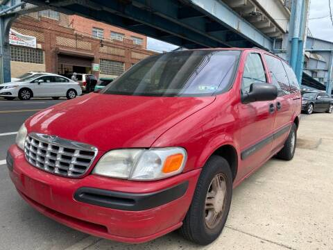 2000 Chevrolet Venture for sale at The PA Kar Store Inc in Philladelphia PA