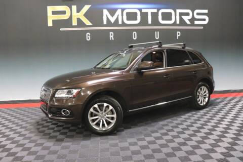 2013 Audi Q5 for sale at PK MOTORS GROUP in Las Vegas NV