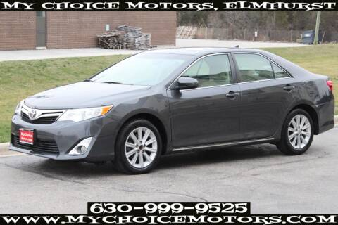2012 Toyota Camry for sale at Your Choice Autos - My Choice Motors in Elmhurst IL