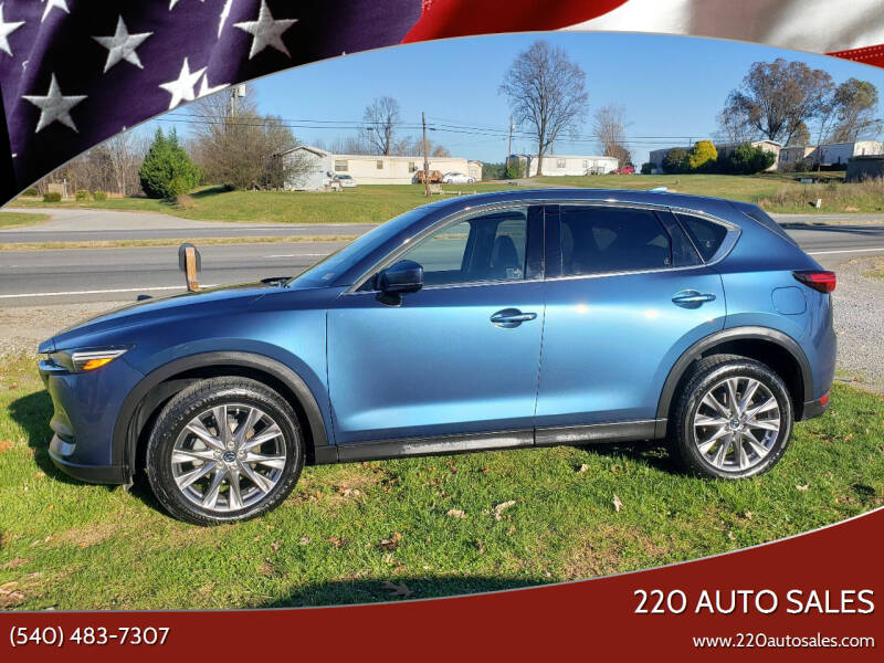 2019 Mazda CX-5 for sale at 220 Auto Sales in Rocky Mount VA