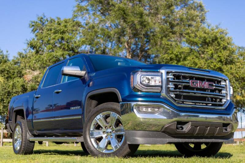 2016 GMC Sierra 1500 for sale at PAUL YODER AUTO SALES INC in Sarasota FL