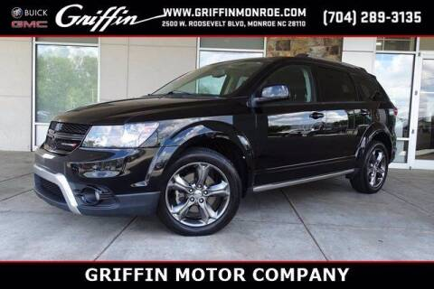 2015 Dodge Journey for sale at Griffin Buick GMC in Monroe NC