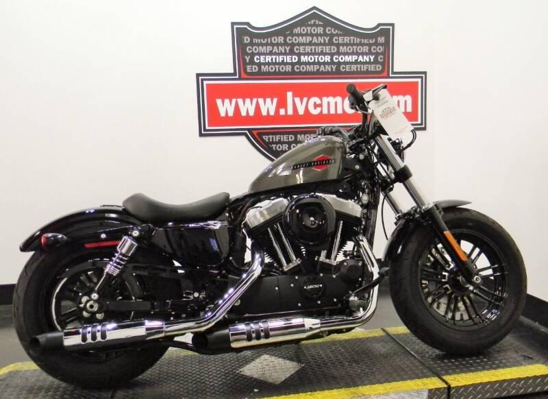 2019 Harley-Davidson SPORTSTER 48 for sale at Certified Motor Company in Las Vegas NV