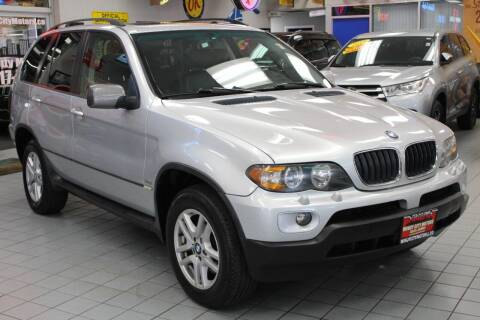 2005 BMW X5 for sale at Windy City Motors in Chicago IL