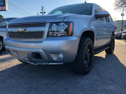 2010 Chevrolet Tahoe for sale at Capital Motors in Raleigh NC