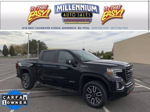 2019 GMC Sierra 1500 for sale at Millennium Auto Sales in Kennewick WA