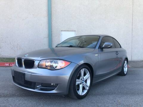 2011 BMW 1 Series for sale at Royal Auto LLC in Austin TX