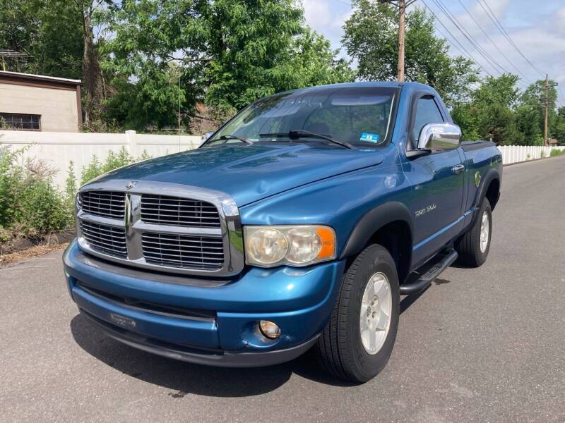 2002 Dodge Ram Pickup 1500 for sale at Michaels Used Cars Inc. in East Lansdowne PA