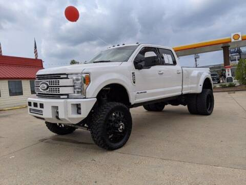 2018 Ford F-350 Super Duty for sale at CarZoneUSA in West Monroe LA