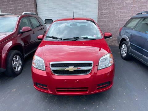 2010 Chevrolet Aveo for sale at 924 Auto Corp in Sheppton PA