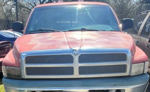 1998 Dodge Ram Pickup 1500 for sale at Ody's Autos in Houston TX