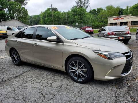 2017 Toyota Camry for sale at Import Plus Auto Sales in Norcross GA