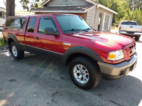 2007 Ford Ranger for sale at Auto Brokers of Milford in Milford NH