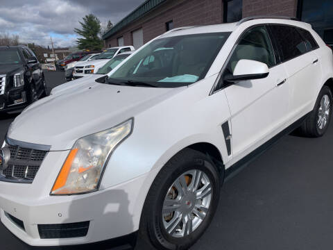 2012 Cadillac SRX for sale at 924 Auto Corp in Sheppton PA