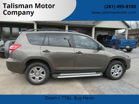 2011 Toyota RAV4 for sale at Don Jacobson Automobiles in Houston TX