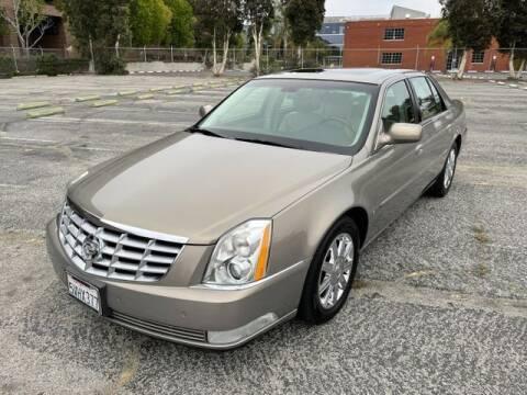 2007 Cadillac DTS for sale at Venice Motors in Santa Monica CA