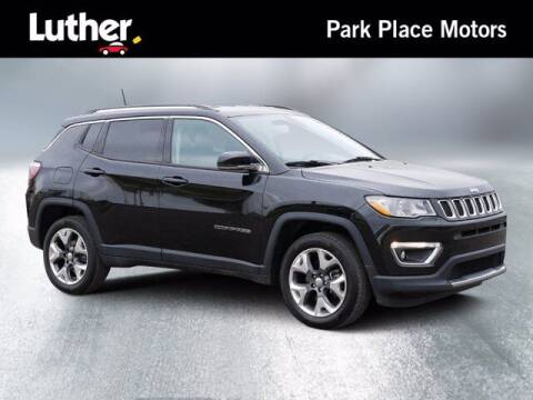 2018 Jeep Compass for sale at Park Place Motor Cars in Rochester MN
