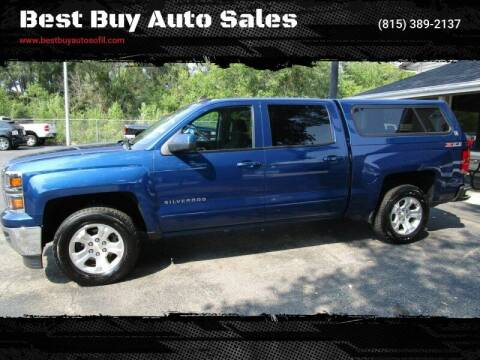 2015 Chevrolet Silverado 1500 for sale at Best Buy Auto Sales in South Beloit IL