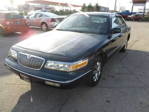 1997 Mercury Grand Marquis for sale at King's Kars in Marion IA