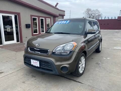 2012 Kia Soul for sale at Sexton's Car Collection Inc in Idaho Falls ID