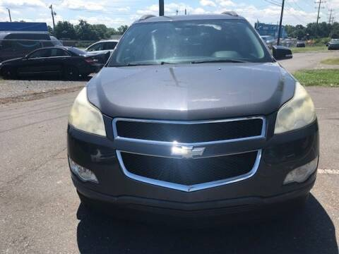 2009 Chevrolet Traverse for sale at Family Auto Cars Inc in Charlotte NC