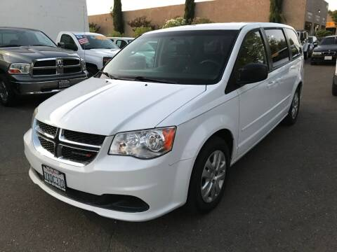 2014 Dodge Grand Caravan for sale at C. H. Auto Sales in Citrus Heights CA