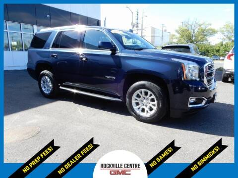 2018 GMC Yukon for sale at Rockville Centre GMC in Rockville Centre NY
