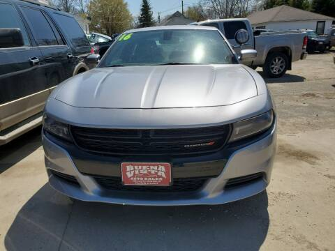 2016 Dodge Charger for sale at Buena Vista Auto Sales in Storm Lake IA